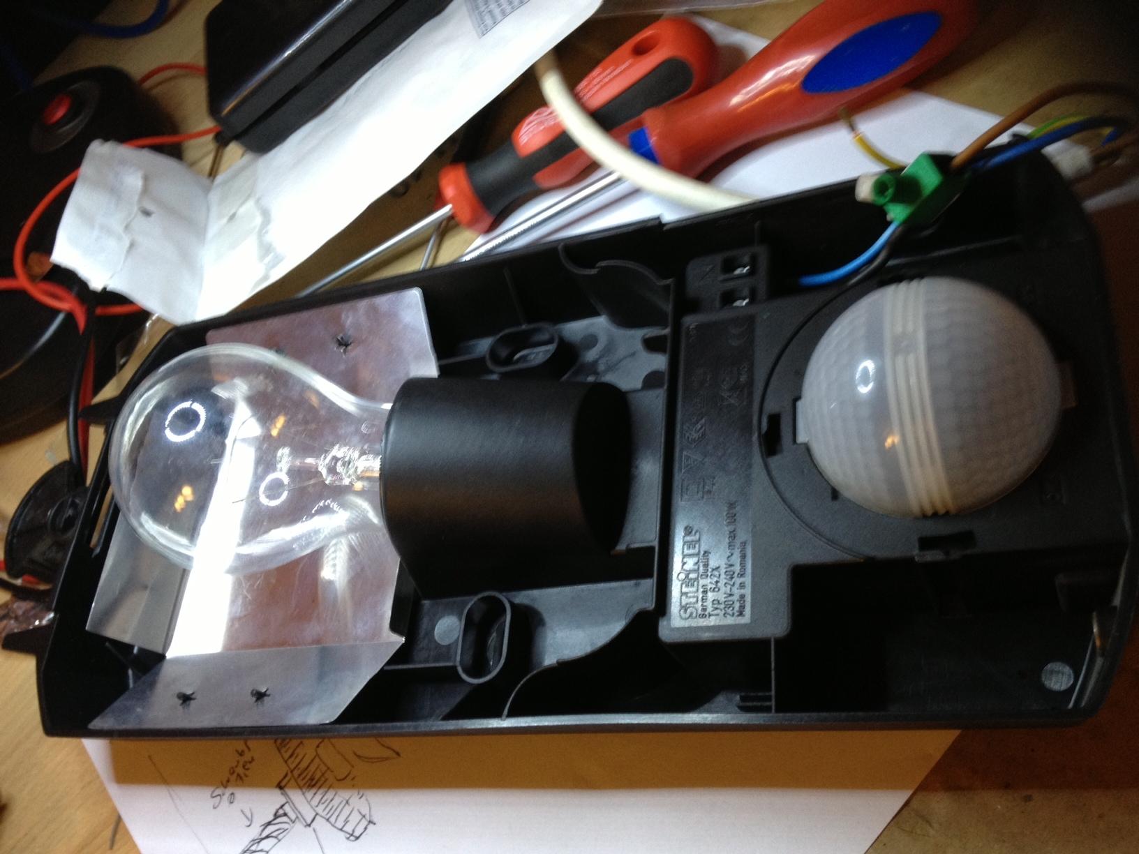 Steinel-Leuchte-860 Spannende Steinel Lampe Mit Bewegungsmelder Dekorationen