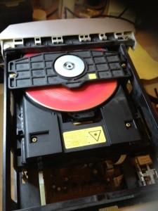 CD-Player läuft wieder